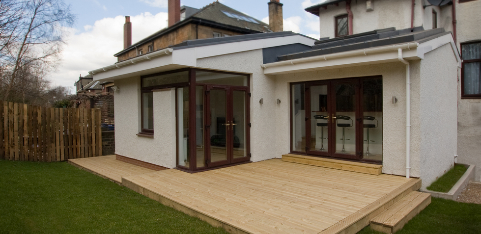 House Extensions Glasgow Contemporary Home Extensions Glasgow